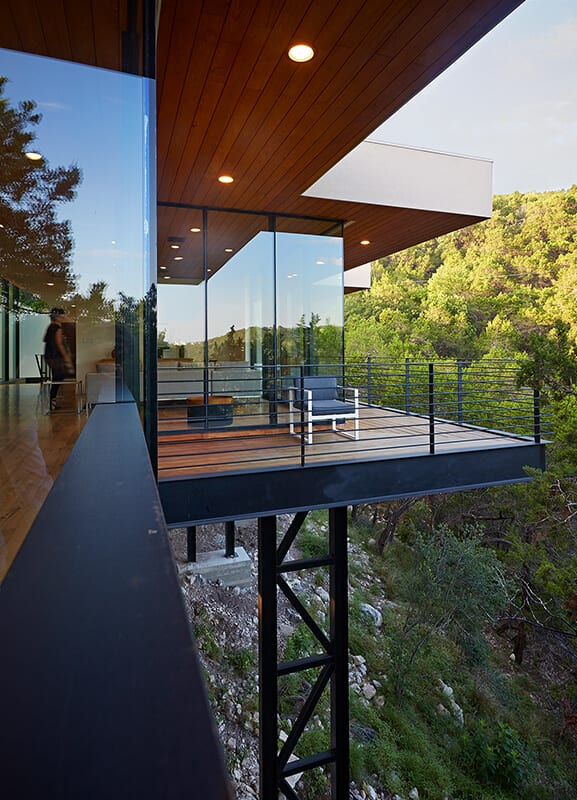 Ravine House Austin, Texas   Modern Home Design Architect, Austin, San  Antonio, And Dallas