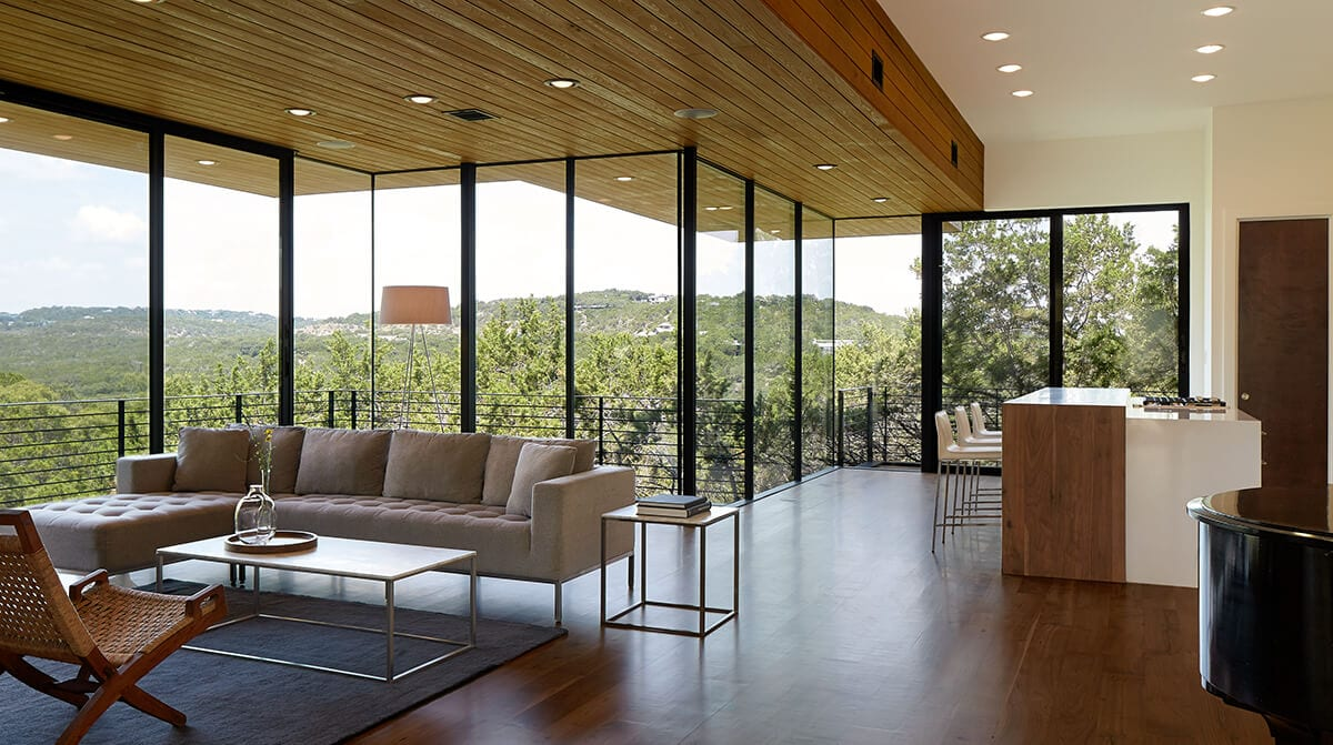 Ravine House - Contemporary Residential Architect, Austin, San ...
